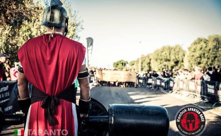 Spartan Race in Taranto Apulia Italy