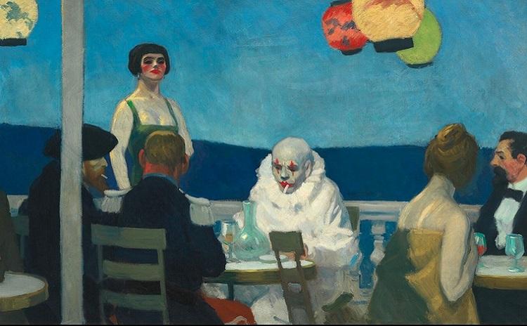 Edward Hopper - Roma