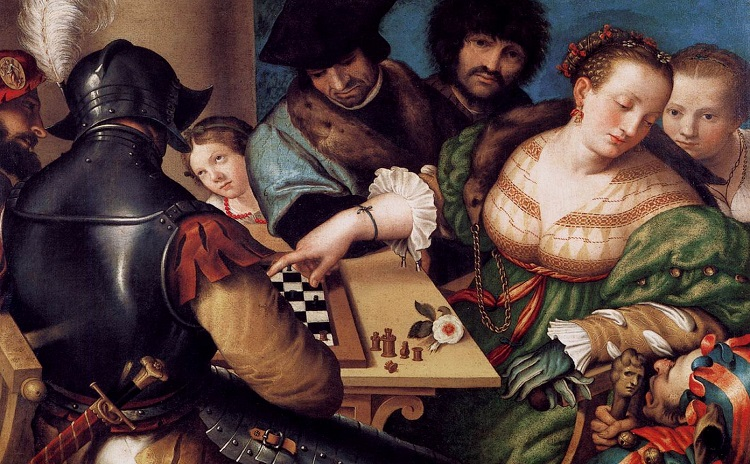 Let's play! Toys and games from the Renaissance to the Baroque