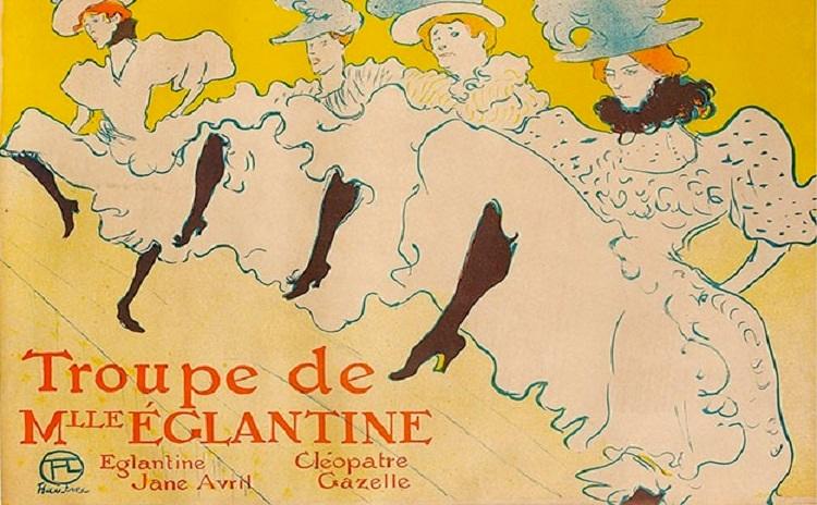 La Belle Époque - Henri de Toulouse-Lautrec