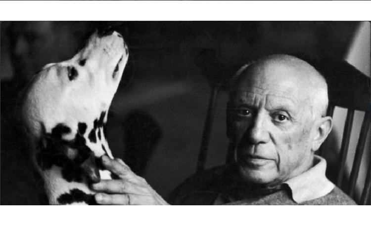 Picasso image - Rome
