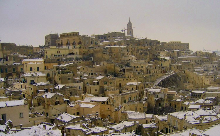 Sassi di Matera Living Nativity Scene