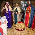 great living nativity scene
