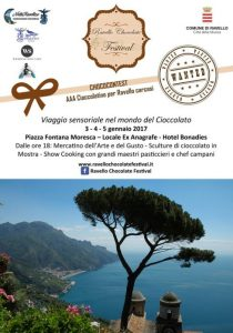 Ravello Chocolate Festival 2016