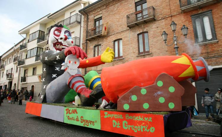 Castelvetere Carnival