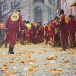 Battle of Oranges - Ivrea