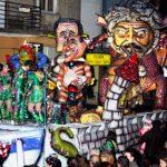 Cambas de Linna - Carnival in Sardinia