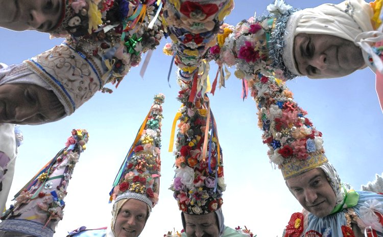 Carnevale dei Matoci - Valfloriana (TN)