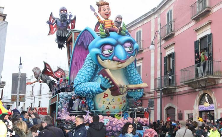 Putignano Carnival