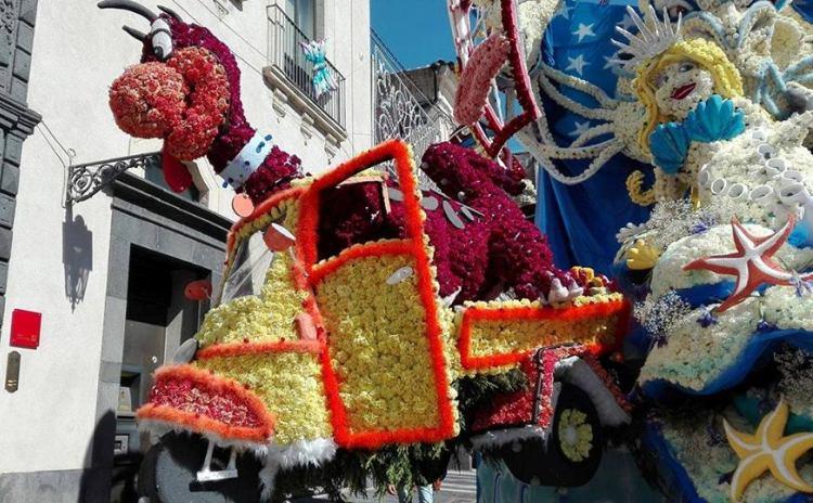 Carnevale di Acireale - Catania