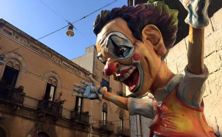 Carnival in Acireale