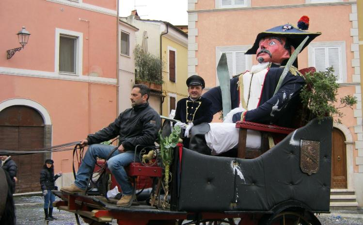 Carnival and feast of Ràdeca - Frosinone