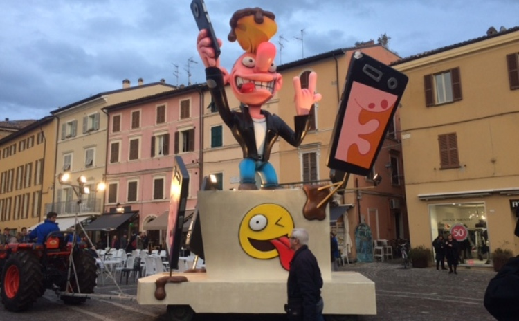 Carnival in Fano