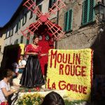 Maggiolata a Lucignano