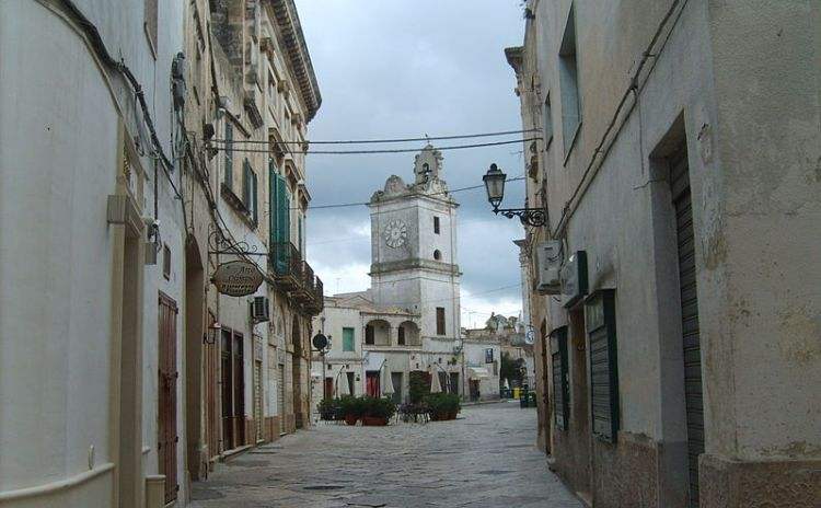 The Holy Week in Francavilla Fontana - Apulia Italy