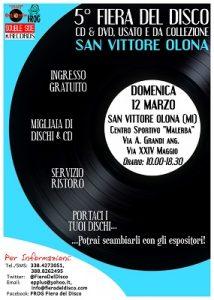 Fiera del Disco - San Vittore Olona