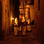 Good Friday Procession - Orte Lazio Italy