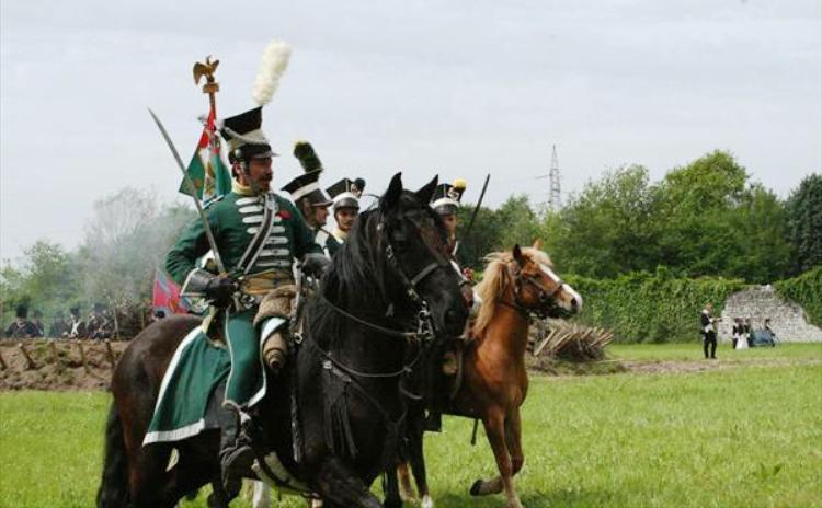 Rievocazione della Battaglia Napoleonica - Porcia