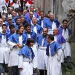 The Holy Week in Ceriana - Imperia Liguria Italy