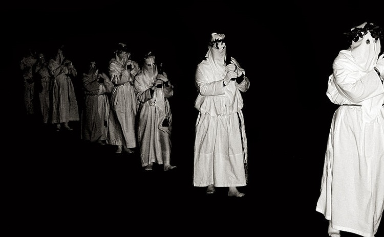 The Dead Christ procession – Isernia Italy