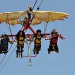 The flying eagle - Basilicata