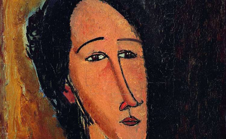Amedeo Modigliani Exibition - Genoa