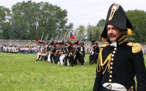 napoleonic battle