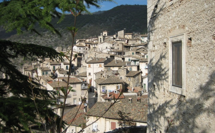 Good Friday processions in Scanno