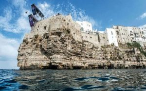 Red Bull Cliff Diving - Polignano a Mare