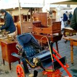 Snooping. Antique and Collecting Market - Cervia Italy