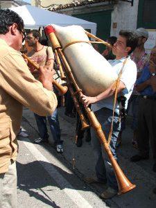 Festival Internazionale della Zampogna - Scapoli - Molise