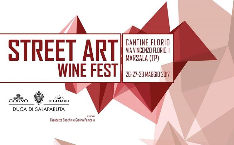 Street Art Wine Fest - Marsala