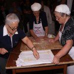 Fusillo and Pork Chop Festival - Pietradefusi Campania Italy