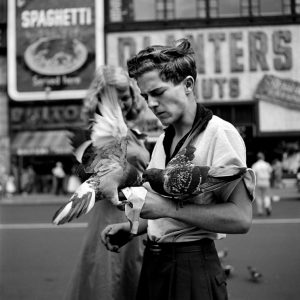 Vivian Maier, a rediscovered photographer - Genoa