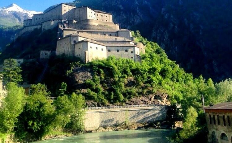 Forte di Bard - Valle d'Aosta Italy
