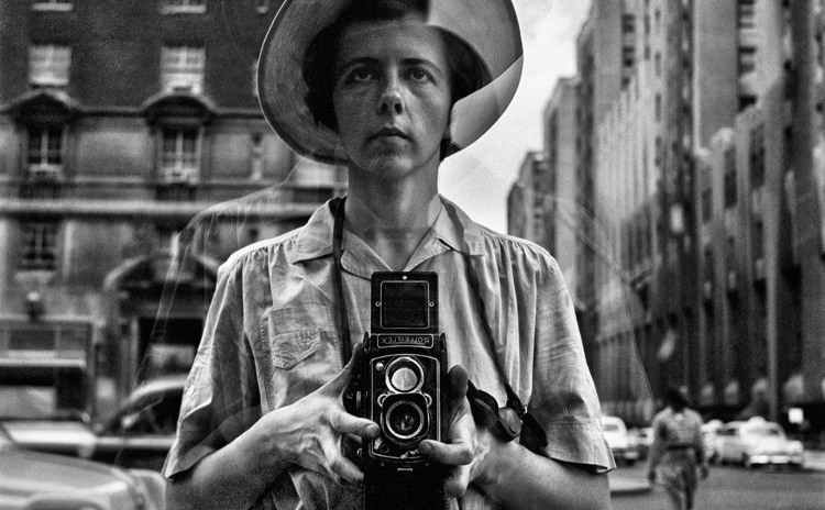 Vivian Maier, a rediscovered photographer - Genoa Italy