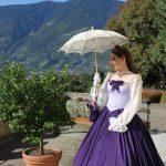 Sissi a Castel Trauttmansdorff - Merano - Trentino