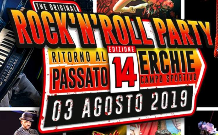 Rock'n'Roll Party - Apulia