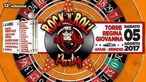 Rock'n'Roll Party - Torre Regina Giovanna