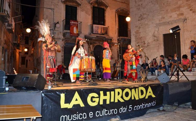 Ghironda Summer Festival - Puglia Italy