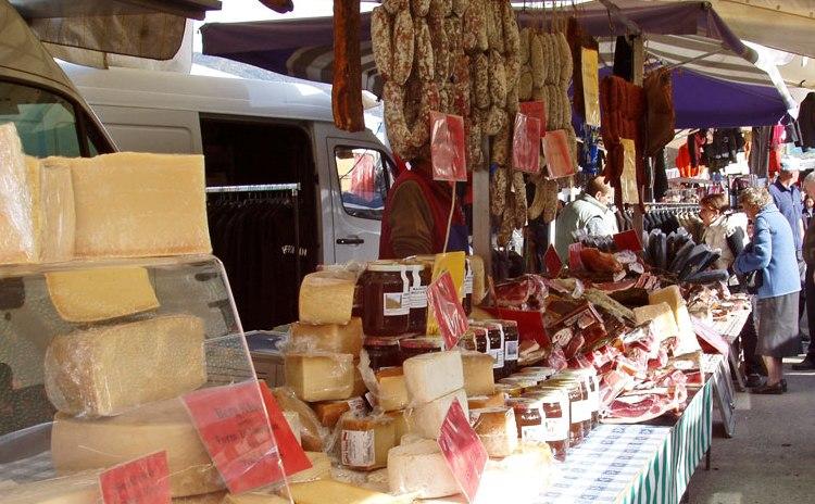 Mercato di Stegona - Brunico