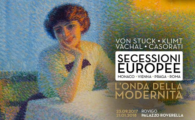 The European Secession Art Movement - Rovigo, Veneto