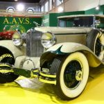 Vintage Car and Motorcycle Motor Show - Padua