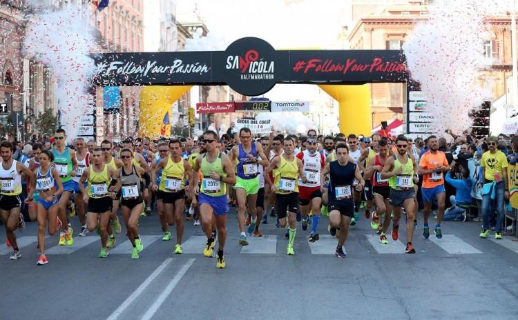 San Nicola Half Marathon Bari