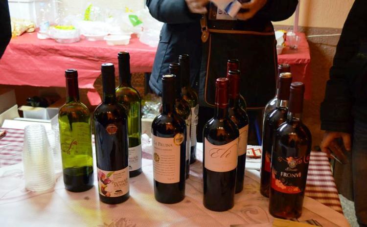 Festa del vino primitivo e del cece nero - Acquaviva delle Fonti