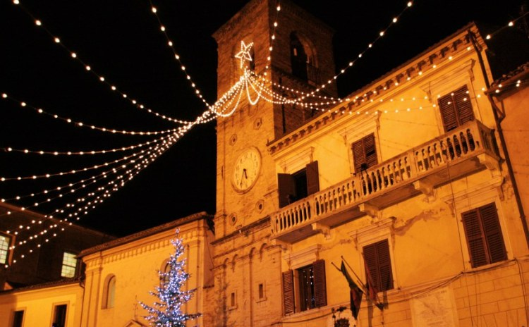 Christmas In Italy 2019.23 November 8 December 2019 Christmas In Mombaroccio Marche