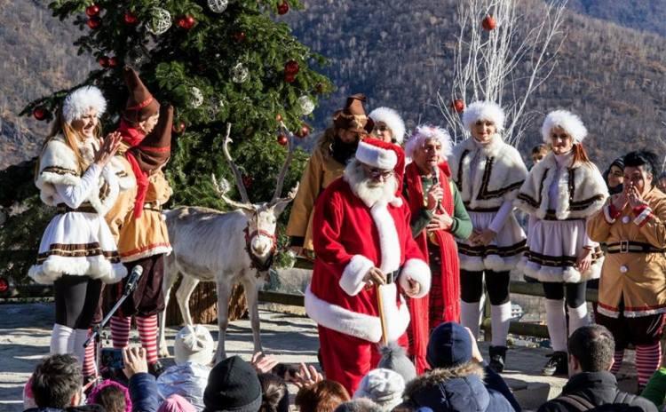 La Grotta di Babbo Natale - Ornavasso, Lago Maggiore