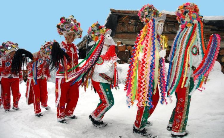 Coumba Freida Carnivals - Aosta Valley
