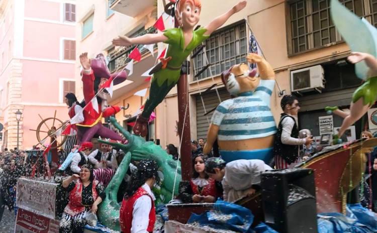 Carnevale Tiburtino - Tivoli