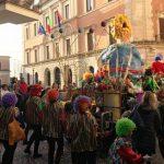 Tiburtino Carnival - Tivoli